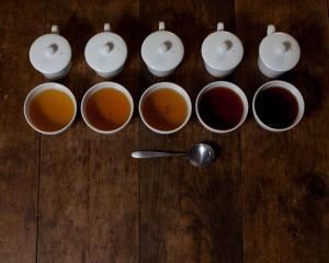 Complete Tea Service